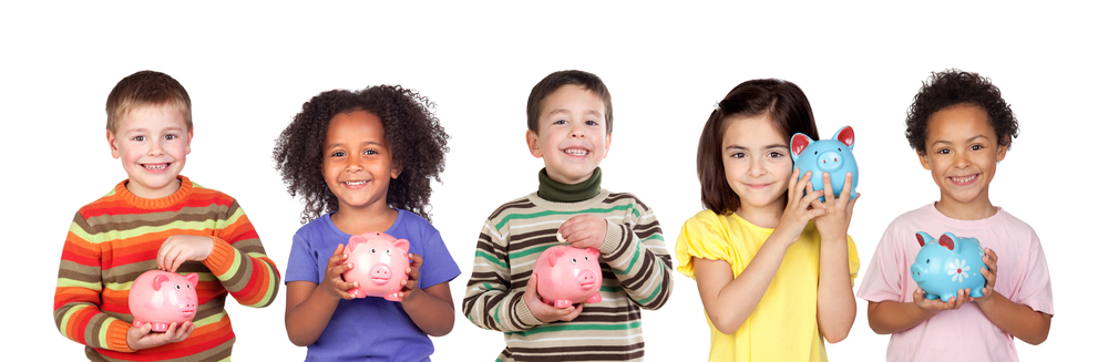 Important financial lessons to teach children
